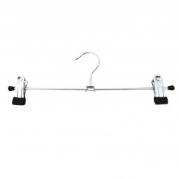 Adjustable Metal Clip Hanger 30cm