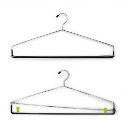Extra Large Metal Blanket Hanger