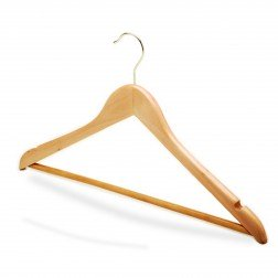 Wooden Wishbone Hanger